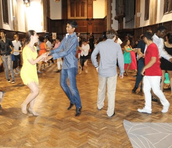 oxford summer school dance
